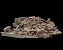 heavy builders waste type