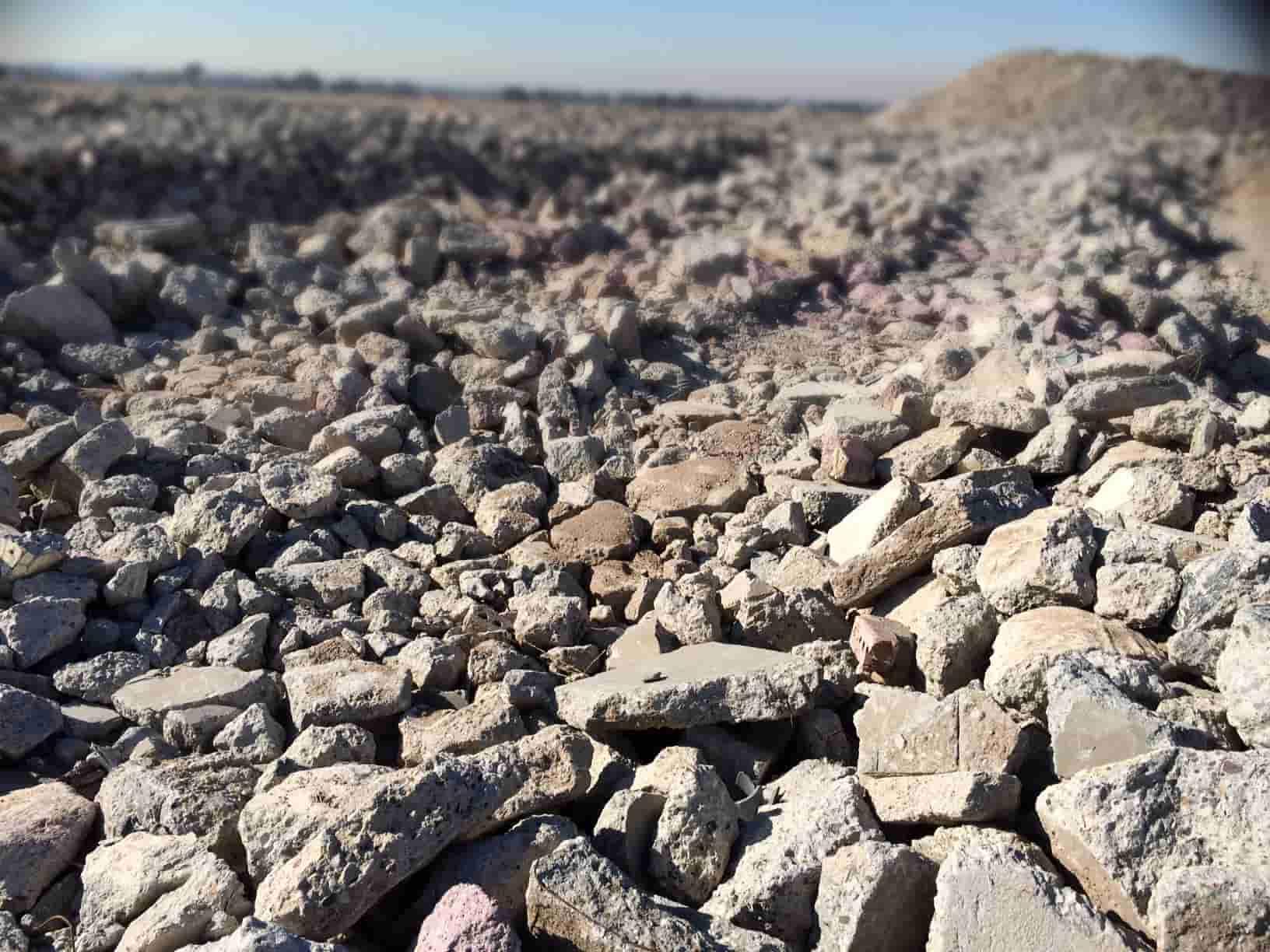 Recylcing Rock