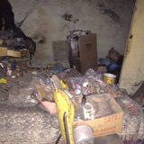 inside of a property