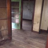 inside of a property after clean up