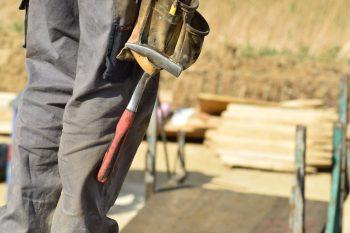 Skip bin hire for Building site