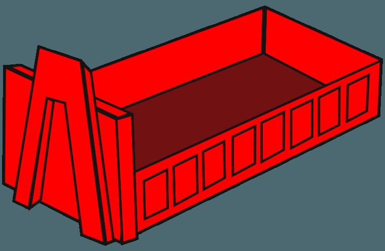 8 cubic meters 8m3 skip bin hire melbourne