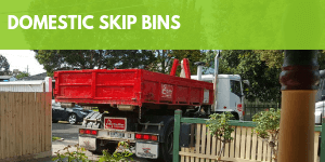 Domestic Skip Bins